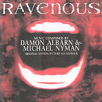 IMage of the cover of Ravenous